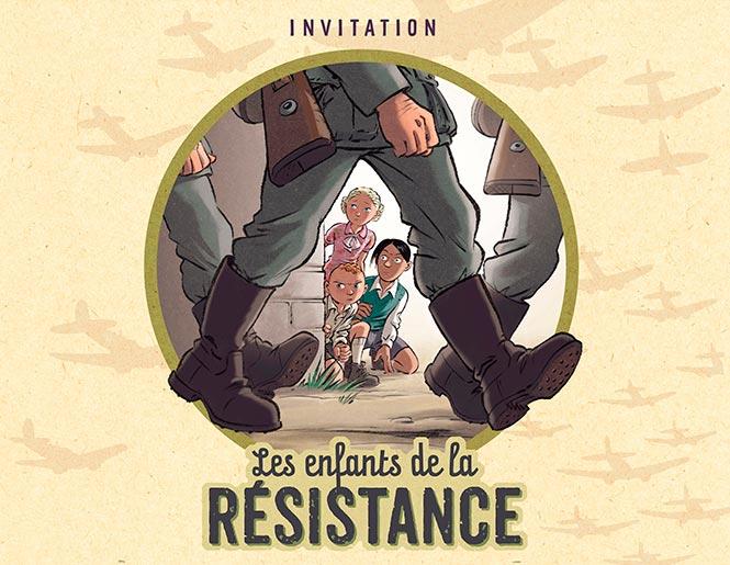 Expo-BD-Enfants-de-la-Résistance